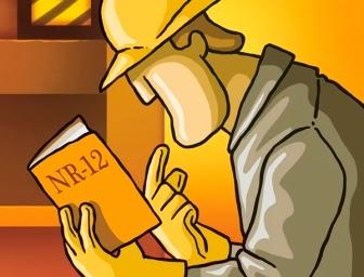 Das Normas Regulamentares, na NR-12, que cuida da segurança no trabalho em máquinas e equipamentos, com dados confiáveis das empresas