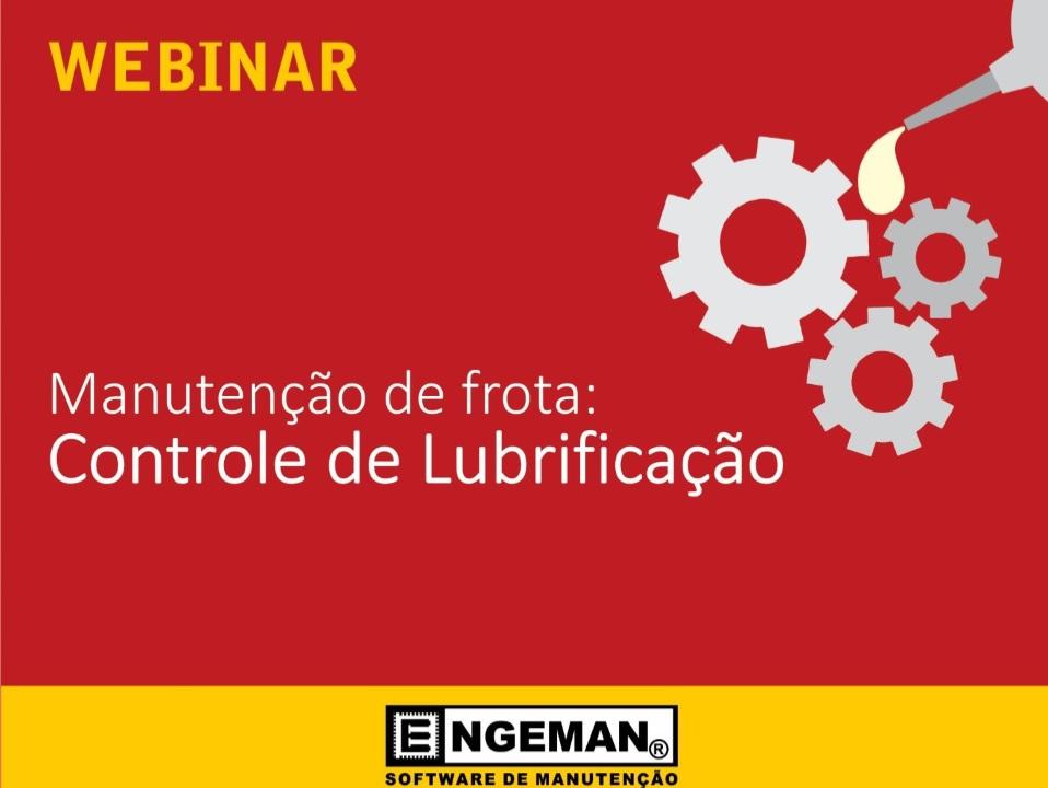 controle de lubrificacao - Webinars