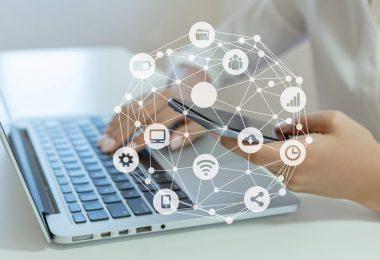 A ascensão da Indústria 4.0, que representa um grande marco. A Internet das Coisas está entre as tecnologias mais aplicadas pelas orgA ascensão da Indústria 4.0, que representa um grande marco. A Internet das Coisas está entre as tecnologias mais aplicadas pelas organizações.anizações.