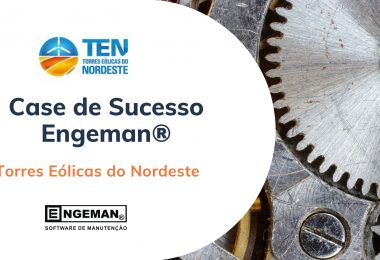 Jerri Adriano, nos contou como o Engeman® auxilia nos processos de manutenção e na qualidade do serviço final prestado aos seus clientes.